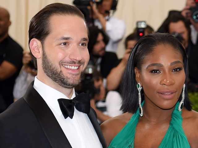 Serena's fiance chronicles healthy pregnancy cravings