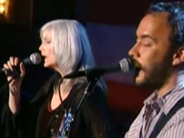 Dave Matthews & Friends Make Live Debut On This Date In 2003 With Emmylou Harris