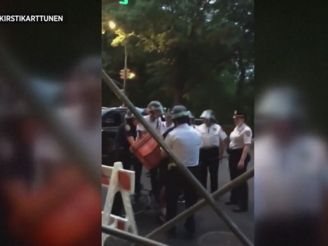Mayor Says 'This Is Not Acceptable And Must Stop' After Food Deliveryman Detained During Curfew