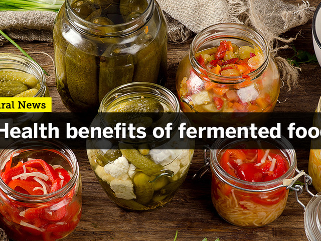 Regularly eating fermented foods can provide incredible health-promoting benefits