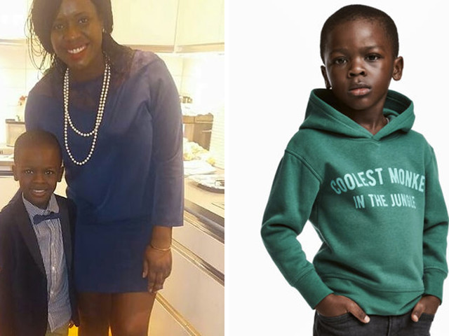 """Mom of Little Boy Modeling H&M's """"Coolest Monkey"""" Hoodie Tells Black People to """"Stop Crying"""" & """"Get Over It"""""""