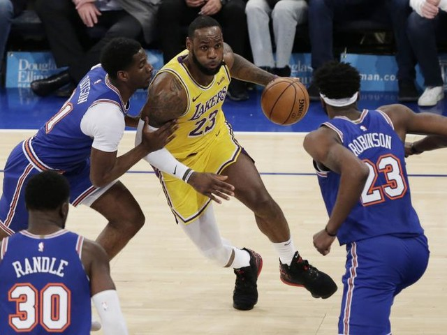 2020 NBA All-Star Game: LeBron James, Giannis Antetokounmpo named captains
