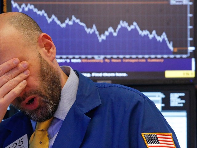 'An overextended market losing its engines': A notorious bear says tons of red flags are piling up around stocks — and doubles down on his call for a 65% plunge
