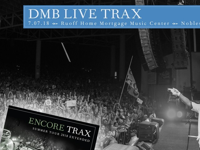 Dave Matthews Band Shares 'Grey Street' From 'Live Trax 46': Pro-Shot Video