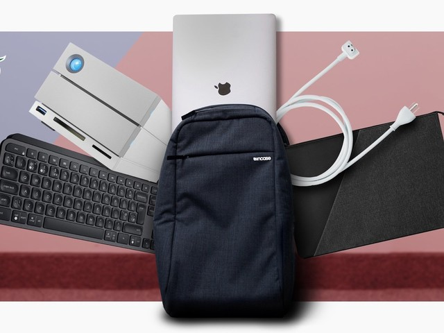 Useful Mac Accessories for New 16-Inch MacBook Pro Owners