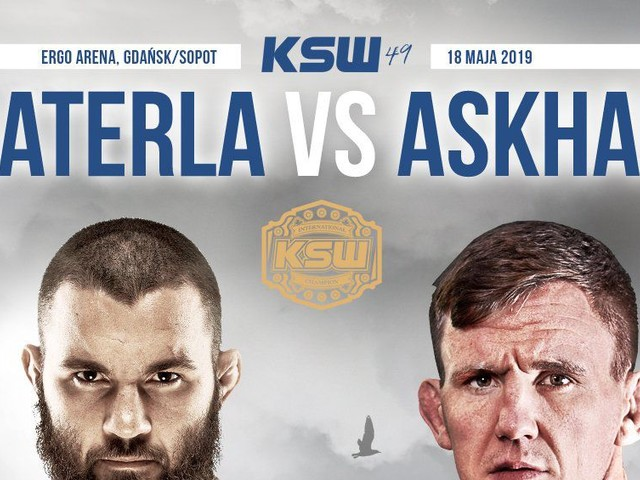 Askham on KSW rematch: I'll stumble out a club and call a taxi with that belt on