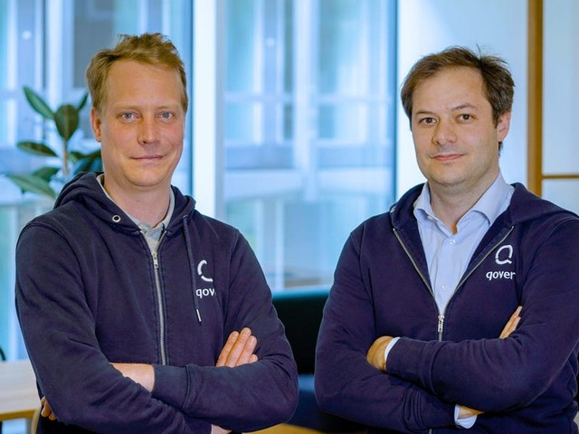 We got an exclusive look at the pitch deck Belgian insurance startup Qover used to raise $25 million