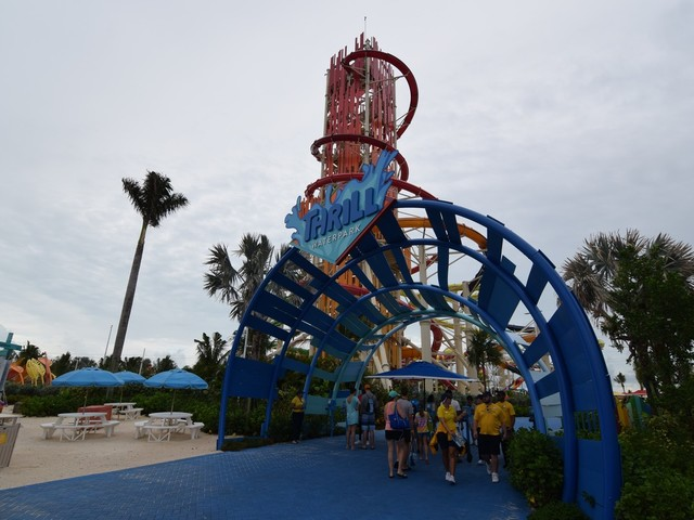 Mariner of the Seas Live Blog - Day 3 - Perfect Day at CocoCay