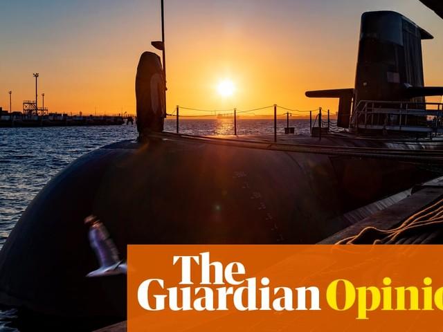 Boris Johnson's military alliance in the Pacific is reckless post-imperial nostalgia   Simon Jenkins