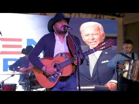 Column: The Corrido of 'Amigo' Biden: How the presidential candidate finally got his Mexican ballad