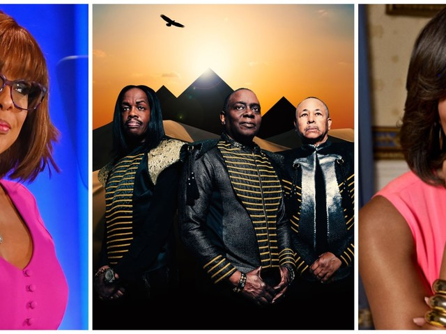 Portrait of a Nation: Gayle King to Host Biennial American Portrait Gala Honoring Earth, Wind & Fire and More; Michelle Obama Among Presenters