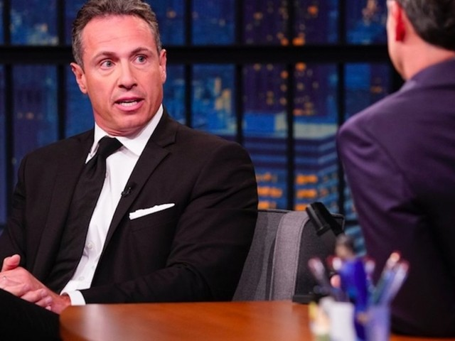 Chris Cuomo says he 'should be better than the guys baiting me' after threatening violence toward man who called him 'Fredo'
