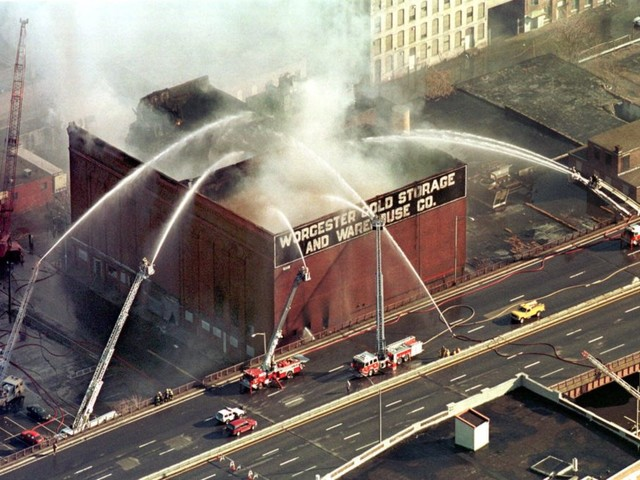 20 Years After Cold Storage Fire, Residents Recall The Fallen Worcester Six