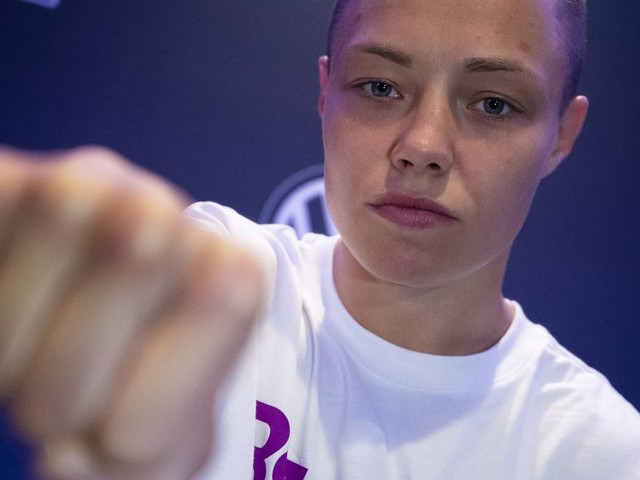 Namajunas says she now knows how to handle being a champion