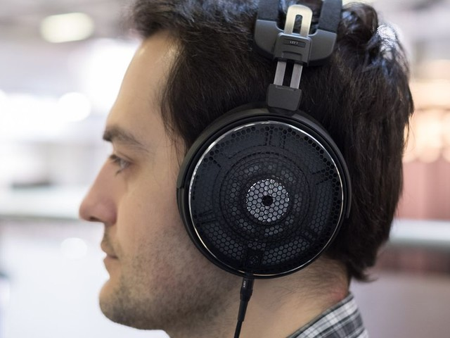 The music I test headphones with