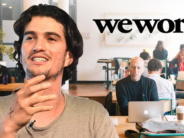 Goldman Sachs quietly unloaded some of its WeWork shares while its investment bankers were pitching the company a $60 billion-plus IPO (GS)