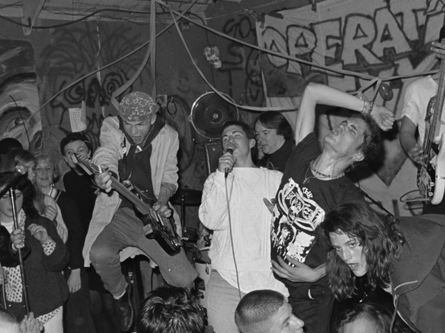 Review: 'Turn It Around' Plays to Fans of West Coast Punk Music