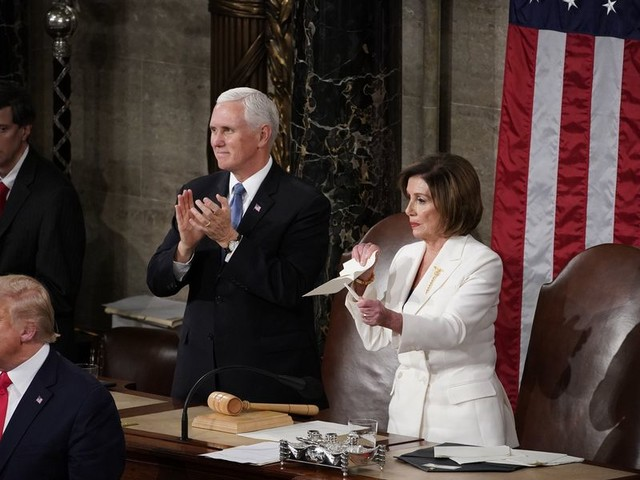 President Trump SOTU guest whose brother was murdered blasts Pelosi after she rips president's speech: 'Ripped our hearts out'