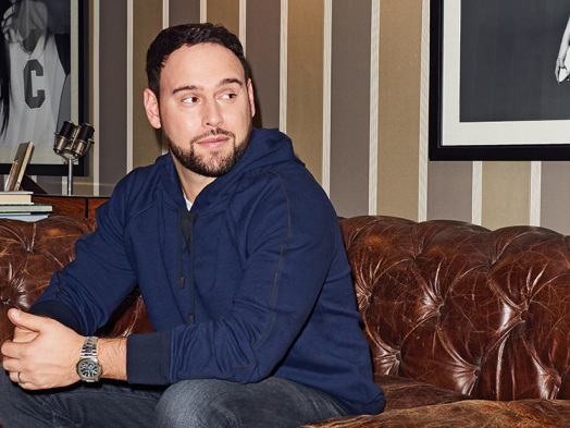 The Secrets of Scooter Braun's Success: Compassion, Loyalty and a Golden Ear