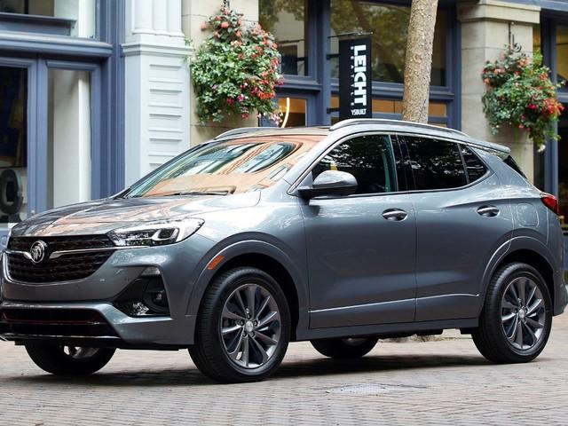 Three-banger Buick's Fuel Economy Released