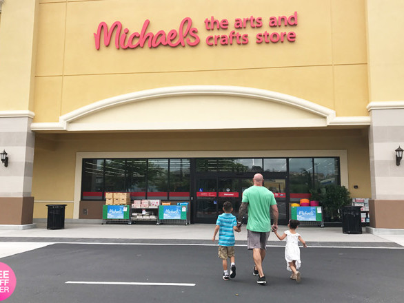 *RARE* 25% Off Michaels Sale Purchase + FREE Shipping (Today Only)