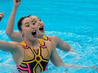 No surprise: Russia leads artistic swimming duet prelims