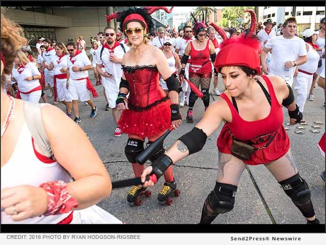 Running of The Bulls Rescheduled Due to Hurricane Barry – 13th Rendition of San Fermin in Nueva Orleans Moves to Aug. 23-25