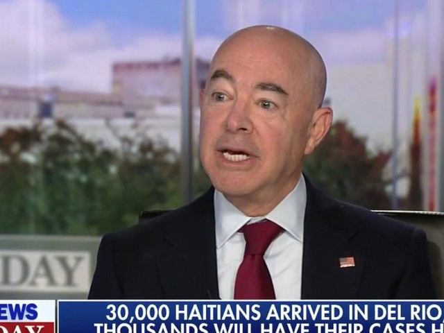 DHS secretary reveals Biden admin released vast number of Haitian migrants into US: 'Could be even higher'