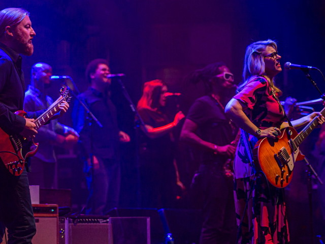 Tedeschi Trucks Band Busts Out Beatles & James Taylor Covers In Tulsa & San Antonio