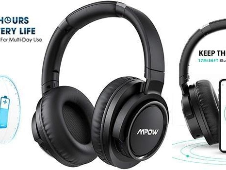 Mpow H18 Review: Mpow Bluetooth Headphones Over Ear