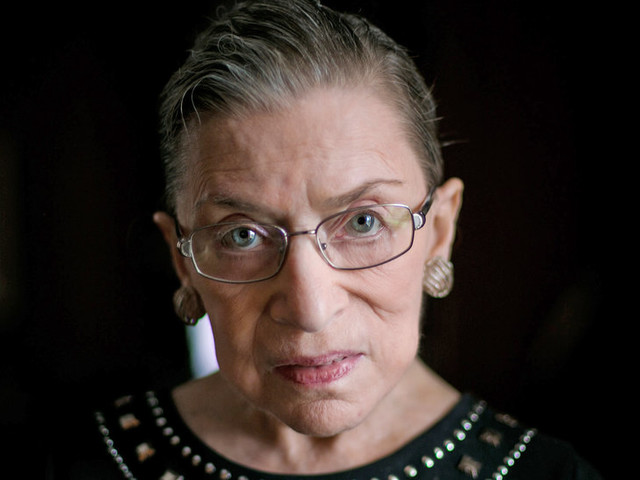 Ruth Bader Ginsburg's Advice for Living