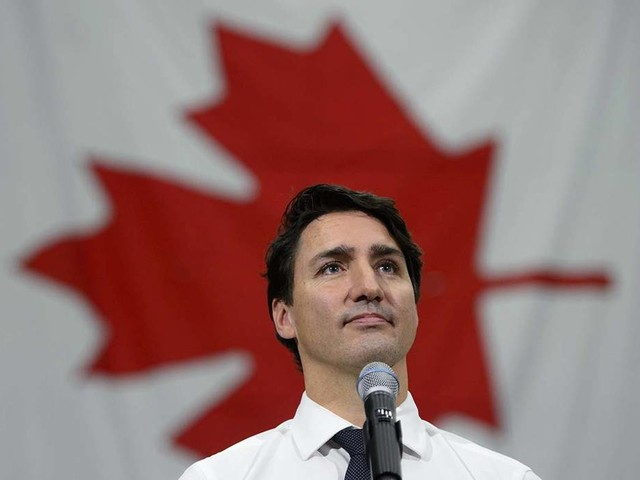 Trudeau could lose power as Canadians go to polls