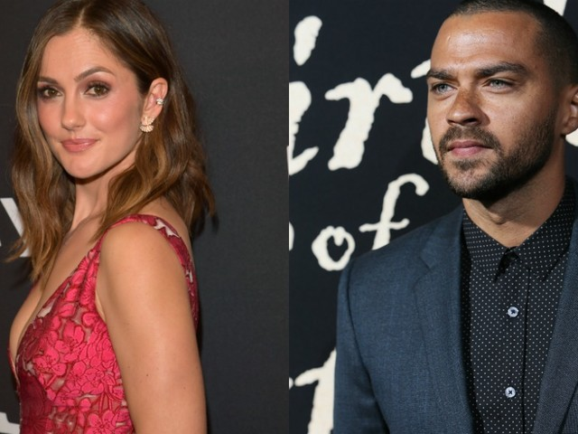 """Jesse Williams' Girlfriend Would Like You To """"F-ck Off"""" If You Think She Broke Up His Marriage"""