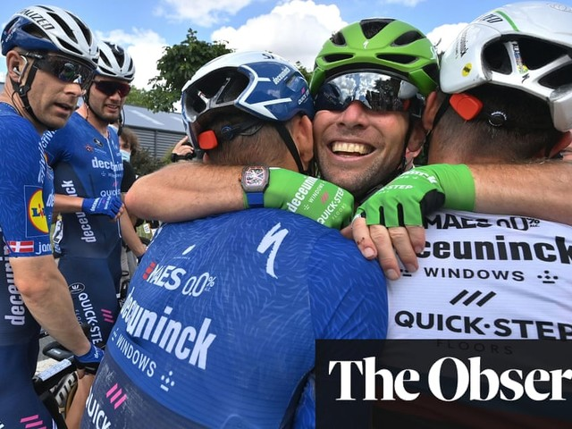 Tour de France: Mark Cavendish's comeback is one of cycling's greatest   William Fotheringham