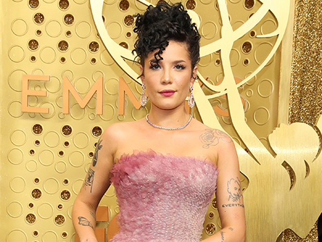 Halsey Gives Stunning In Memoriam Performance Of 'Time After Time' At Emmys