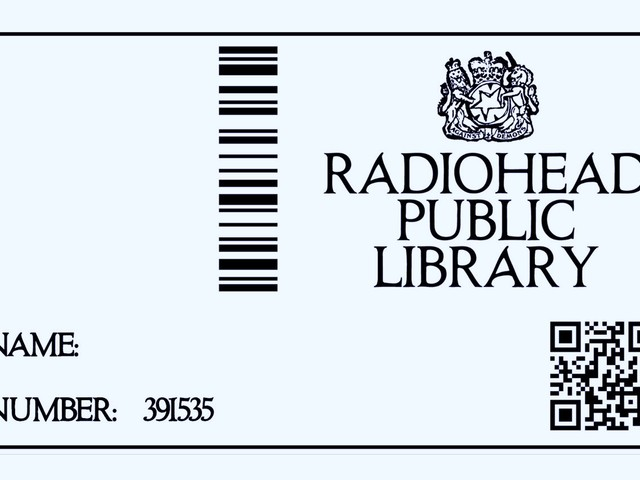 Introducing The Radiohead Public Library: Radiohead Makes Their Full Catalogue Available via a Free Online Web Site