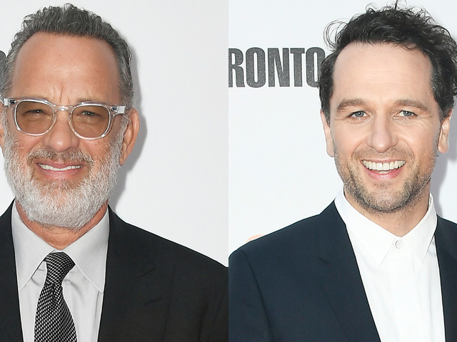 Tom Hanks & Matthew Rhys Premiere 'A Beautiful Day in the Neighborhood' at TIFF 2019