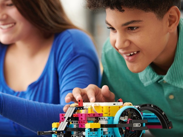 This new Lego kit will help teach kids the basics of programming — and give them skills they can use in their future careers