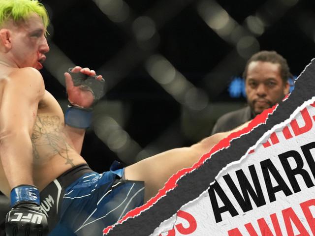 UFC 264: Poirier vs. McGregor 3 - Unofficial Awards