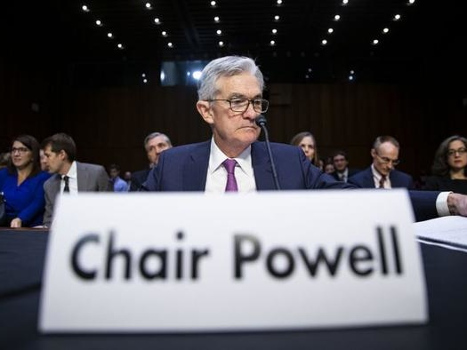 "Watch Live: Fed Chair Powell Tell Congress ""Whatever"" They Want To Hear"