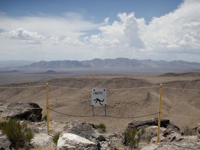 Nevada: Feds should restudy seismic risk at nuke dump site