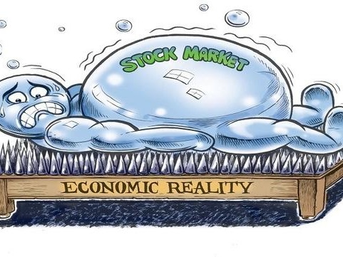 The Mother Of All Stock Market Bubbles
