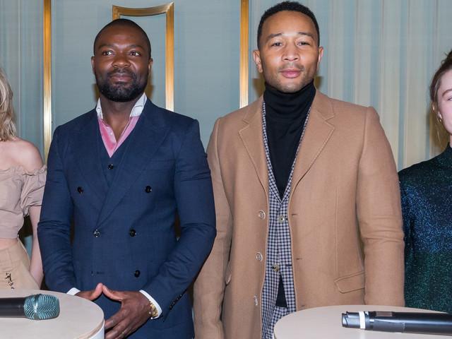 John Legend & David Oyelowo Team Up for Nobel Peace Prize Concert 2017!