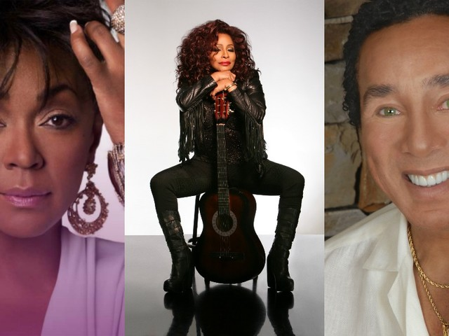 Win Tickets To See Anita, Chaka, Smokey And More At Jazz In The Gardens Next Weekend