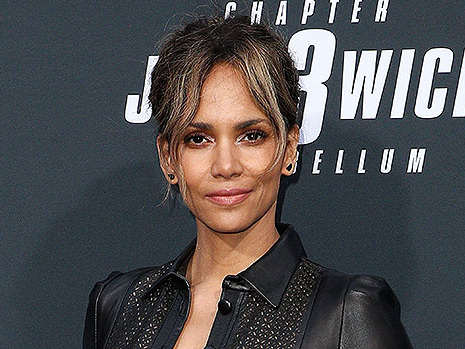 Halle Berry, 53, Cozies Up Next To Hunky Fitness Trainer In A Belly-Baring Top