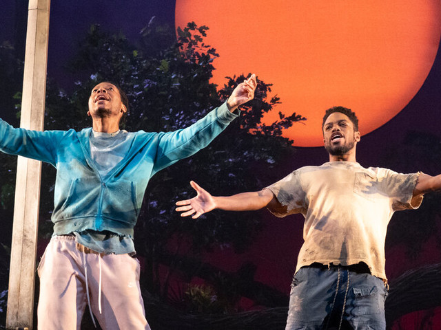 Finding Redemption and Rebirth on the Road to Broadway