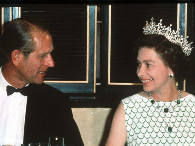 26 Glam Photos Of Queen Elizabeth & Prince Philip From Back In The Day