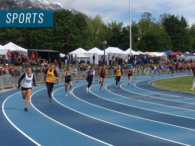 Region 9 athletes dominate Day 1 of state championship track meet