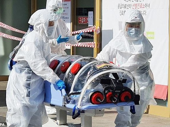 "South Korean Coronavirus Cases Explode After ""Super Spreader"" Event"