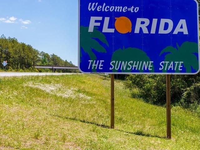 Horowitz: With no lockdown or mask mandate, Florida has roughly same hospitalization level as 2018 flu season
